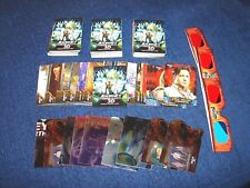JOURNEY TO THE CENTER OF THE EARTH 3D 4 COMPLETE SETS + INSERTS GLASSES (18-5)