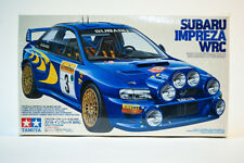 Impreza WRC 98 Monte Carlo 1:24 Scale  Model Kit Assembly Car DIY Tamiya 24199