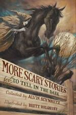 More Scary Stories To Tell In The Dark: By Alvin Schwartz