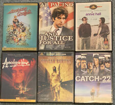 LOT OF 20 DVDs: 1970s FILM CLASSICS (Starting at $1.99 each) MIX & MATCH & SAVE!