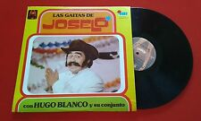 Latin Folk HUGO BLANCO Y SU CONJUNTO **Las Gaitas de Joselo** 1981 LP Venezuela