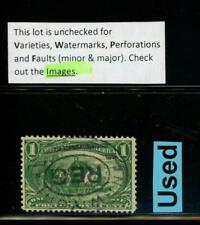 Pkstamps - Vv-591 - Us - 19th Century: Used - Actual Item(s) - Check Description