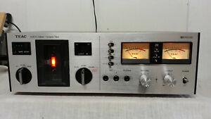 Lecteur Cassette TEAC A-400 audiophile révisé