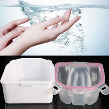 Nail SPA Acetone Resistant Soak Off Warm Water Bowl Manicure Nail Soak Bowl Mani