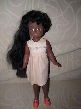 Muñeca Crissy Negro AA ideal en Original Traje-en muy buena condición COND!!!