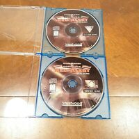 Command & Conquer: Red Alert (PC, 1996) Allied Disc & Soviet Disc **DISCS ONLY**