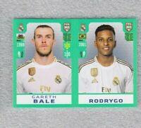 Football sticker Gareth Bale RODRYGO FIFA 365 2020 Panini  #113 (int. #119)