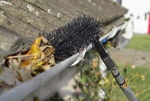 DP566 Darlac Swop Top Gutter Cleaning Brush - Sweeps Away Leaves & Debris Easily