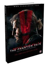 Guia Oficial de Metal Gear Solid V The Phantom Pain Español PDF Digital