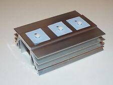 GRANDE Dissipatore di calore per powertransistor/MOSFET diodo// IC to-3/to-126/to-220/to-247