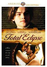 TOTAL ECLIPSE (1995 Leonardo DiCaprio) - DVD - Region Free