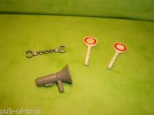 Playmobil : Lot de pièces playmobil police