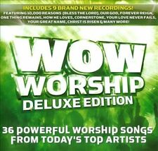 NEW WOW Worship - 36 Powerful Worship Songs From Today's Top Artists (Audio CD)