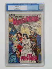 WONDER WOMAN 194 CGC9.0 VF/NM WEDDING DC COMICS 1971
