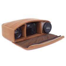 Kameratasche Organizer für DSLR SLR TLR Einsatz Schutz Trennung Gepolsterte neu