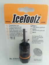 IceToolz 09C1 HG Kassettenabzieher mit Stift Abnehemer Freilaufkranz
