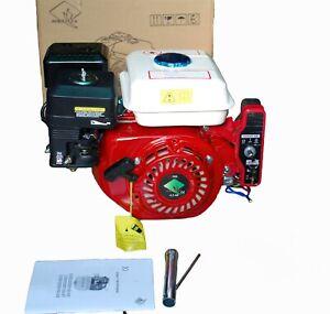 MOTORE A SCOPPIO6,5 HP 4,8 KW ACCEN. ELETTRONICA 4T CILINDRICO 19,05mm GN200