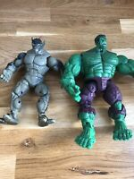 Marvel Legends Classic Series Hulk & Abomination Figures