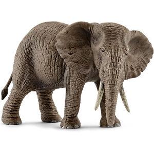 Schleich Wild Life African Elephant, Female Figure NEW