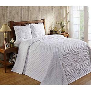 Better Trends-Trevor Collection Twin Bedspread Set