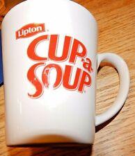 Lipton Cup-a-Soup Beat the 3pm Slump Mug vintage used Original free shipping