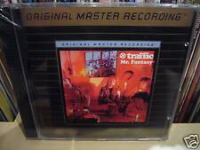 TRAFFIC  Mr Fantasy  MFSL GOLD-CD mint & sealed / RARE