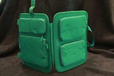 "Moleskin Green Padded Ballistic Polyester Case for 10"" Tablet/Game/Book"