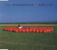Analyse - The Cranberries (4 Track Single CD, 2001, MCA) *NEW - SEALED* (Import)