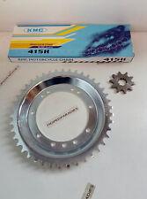 Puch Maxi N S Kettensatz 10 Z Ritzel  zu 42 D94 Kettenrad mit Kette