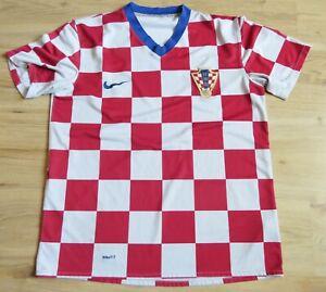 CROATIA Nike Home Shirt 2008/09 (L)