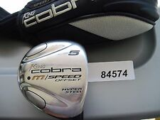 Lady Cobra M/ Speed Offset #5 Wood Bassara-M LADIES Flex Graphite  # 84574