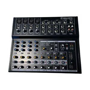 Mackie Mix 12FX Analogue Mixer With Built In Effects Unit (Nearly New)