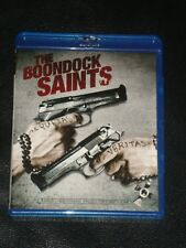 Blu-Ray movie THE BOONDOCK SAINTS, Norman Reedus, Sean Patrick Flannery, RARE