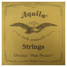 AQUILA CONCERT UKULELE STRINGS - REGULAR GCEA TUNING NYLGUT - 7U SUPERIOR SOUND