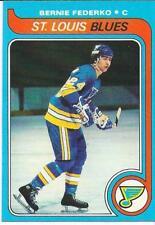 BERNIE FEDERKO 1979-80 ToppsHockey NM-MT #215 St. Louis Blues NHL Vintage