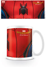 SPIDER-MAN HOMECOMING CHEST MUG NEW GIFT BOXED 100% OFFICIAL MERCHANDISE
