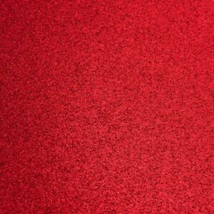 Red Glitter Card A4 Sheet Or Sample Piece Ultra Low Shed Cardstock Crafts 250gsm