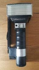 Metz Mecablitz 45CT-5 Stabblitz Schiene, Batterie Box Zerstreuungsfilter FLASH