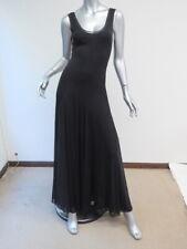 Calvin Klein Dress: Black Sleeveless Cocktail Dress, Size 4
