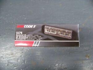 Code 3 ULT6-BW MEGA THIN Series LED light head