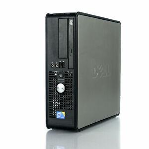 Custom Dell Optiplex 780 SFF Core 2 Duo 2.93Ghz Win 10 Pro DDR3 Ram HD