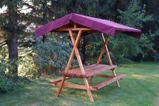 Garten-Tische & Bank-Sets aus Holz mit bis zu 8 Sitzplätzen