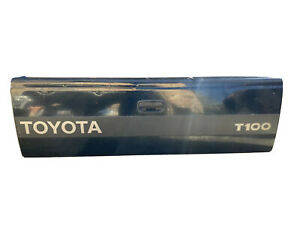 Tailgate Fits 1993-1998 T100 Black 93 94 95 96 97 98 Oem Complete