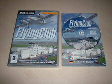 FLYING CLUB EXPANSION PACK ~ Microsoft Flight Simulator 2004 FS2004 ADD-ON