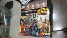 Star Wars Revenge of the Sith - Mustafar Final Duel Playset