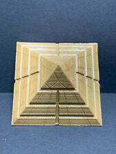 3D Printed Goa'uld System Lord Ra's Pyramid Spaceship From Stargate Sg1