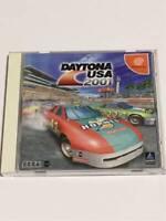 Dreamcast DC DAYTONA USA 2001