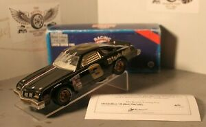 1995 Richard Childress Black Gold Olds 1/24 Action NASCAR Diecast Autographed