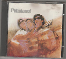 JOSE FELICIANO - feliciano CD