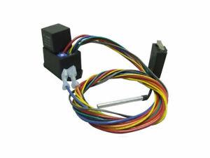 For 1990-1991 GMC C5000 Topkick Auxiliary Fan Control Unit 14295GK